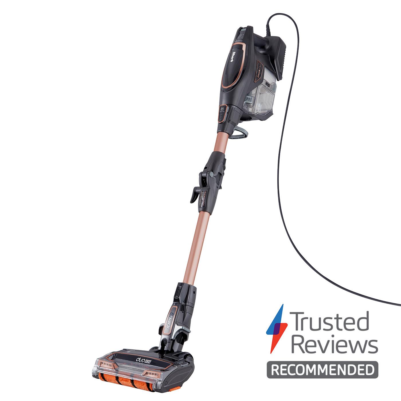 Shark DuoClean Corded Stick Vacuum Cleaner with TruePet HV390UKT