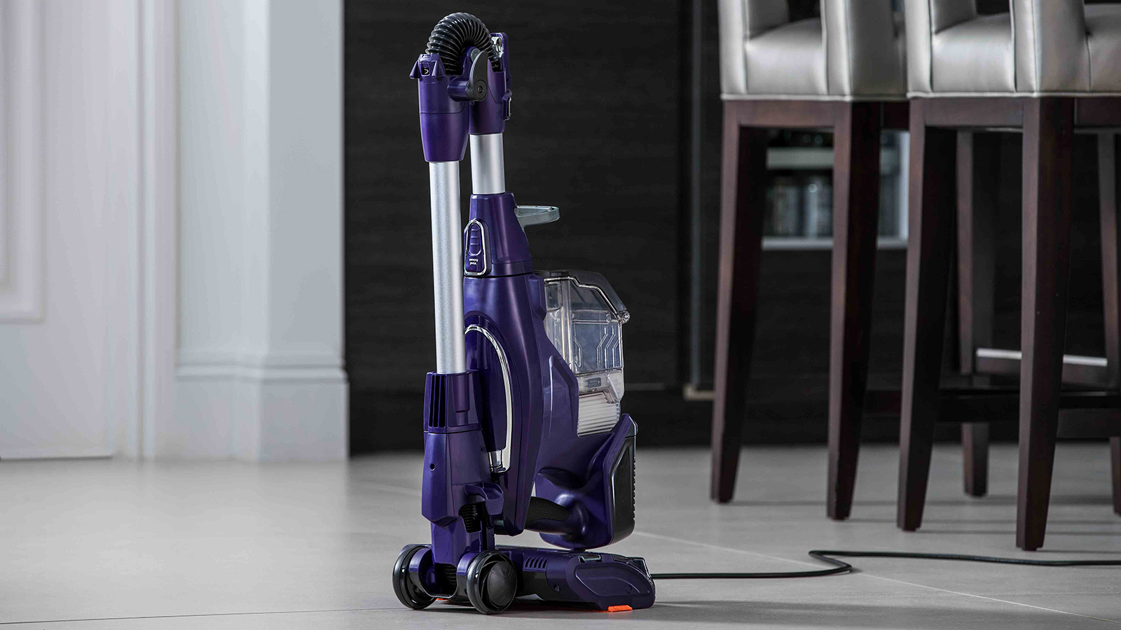 Shark DuoClean Corded Stick Vacuum Cleaner Easy Compact Storage